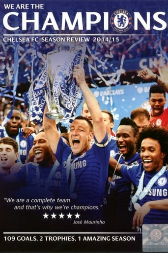 Poster of Chelsea FC - Season Review 2014/15