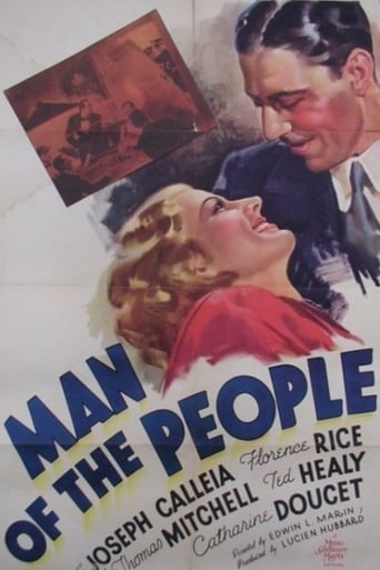 Poster of Man Of The People