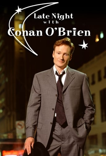 Poster of Late Night with Conan O'Brien