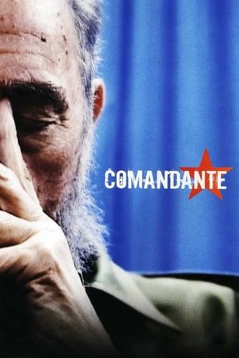 Poster of Comandante