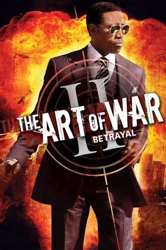 Poster of The Art of War II: Betrayal