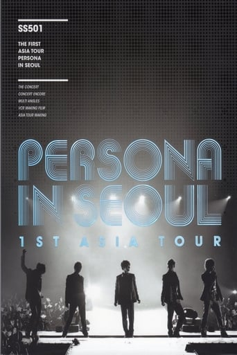 SS501 - 1st Asia Tour Persona in Japan