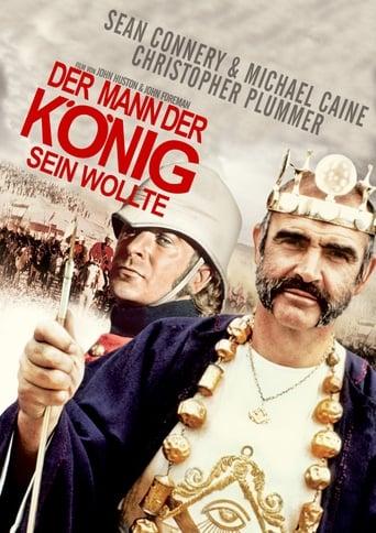 Der Mann, der König sein wollte - Abenteuer / 1975 / ab 12 Jahre