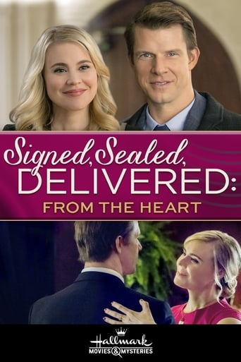 Poster of Signed, Sealed, Delivered: From the Heart