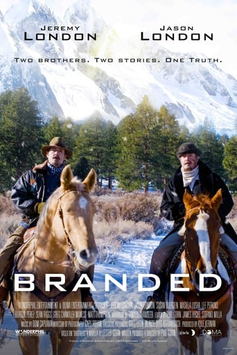 Poster of Branded
