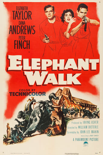 Poster of Elephant Walk