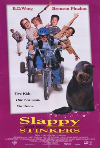 Slappy and the Stinkers image
