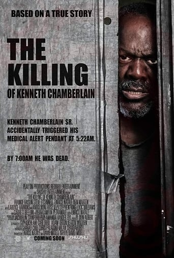 Poster of The Killing of Kenneth Chamberlain