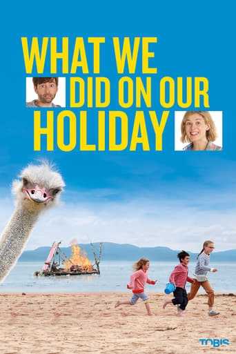 voir film Ce week-end là...  (What We Did On Our Holiday) streaming vf