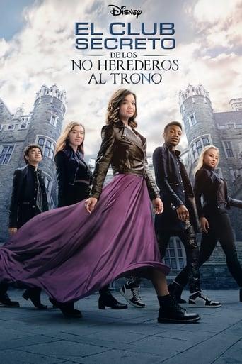 Poster of El club secreto de los no herederos al trono