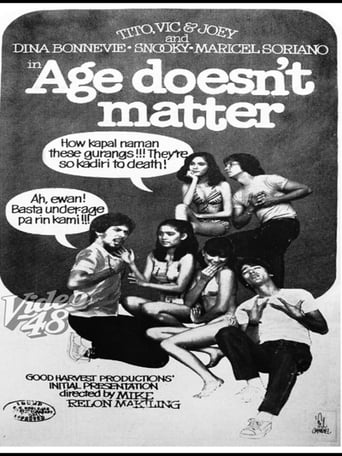 Watch Age Doesn't Matter Free Online Solarmovies