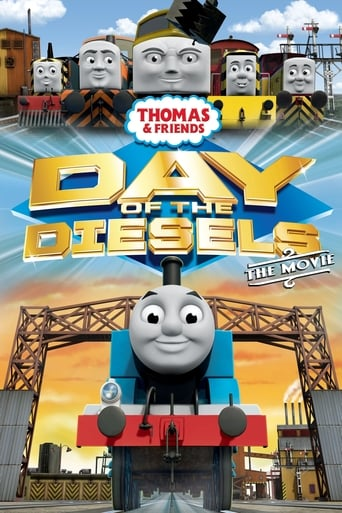 Thomas & Friends: Day of the Diesels