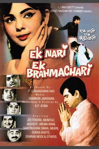 Poster of Ek Nari Ek Brahmachari