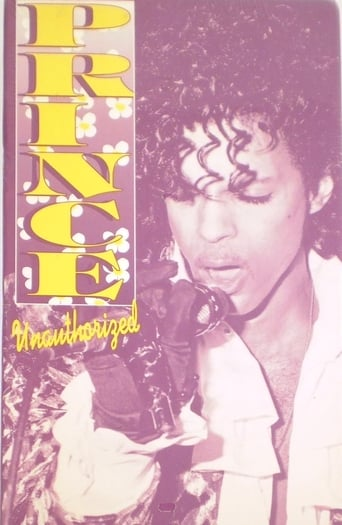 Poster of Prince: Unauthorized