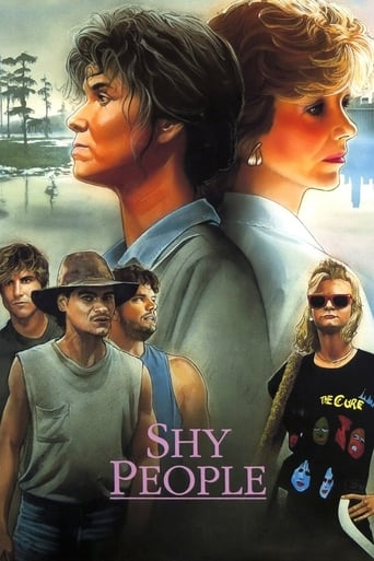 Poster of Shy People