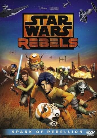 Star Wars Rebels: Property of Ezra Bridger