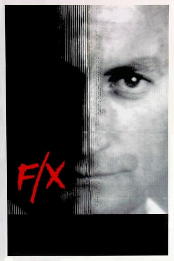 Poster of F/X