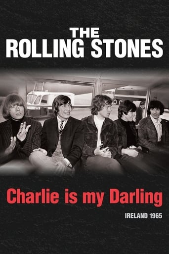 Poster of The Rolling Stones: Charlie Is My Darling - Ireland 1965