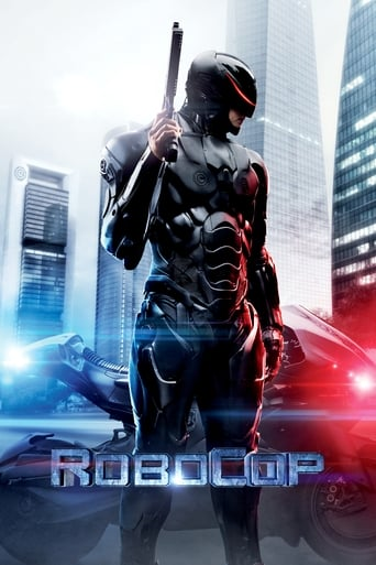 Poster of RoboCop