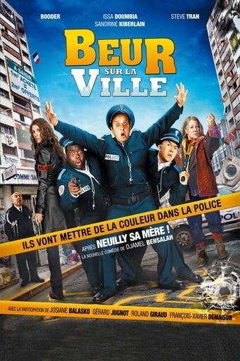 Poster of Beur sur la ville
