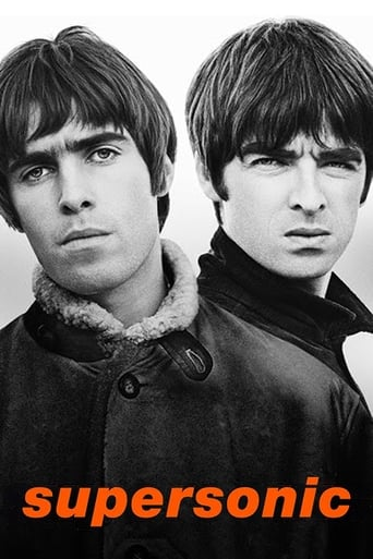 Poster of Supersonic