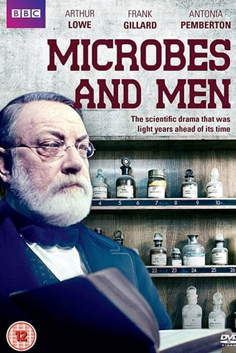 Poster of Microbes and Men