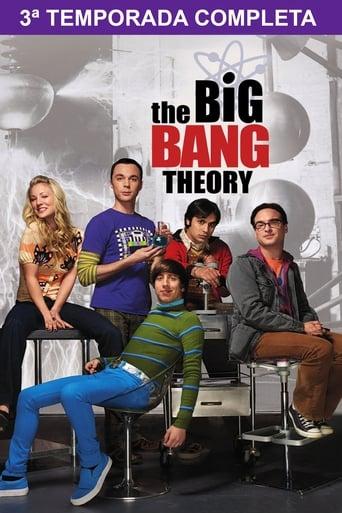 Big Bang A Teoria 3ª Temporada - Poster