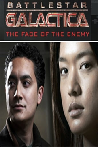 Poster of Battlestar Galactica: The Face of the Enemy