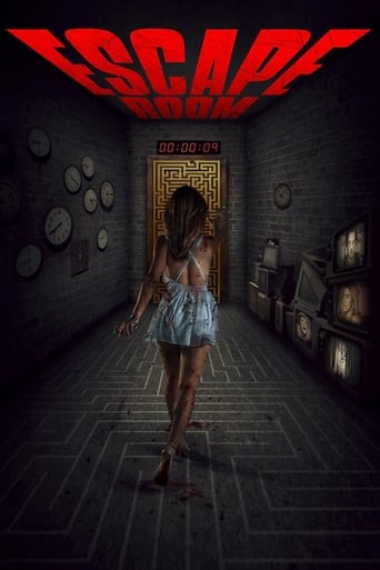 Poster of The Escape Room