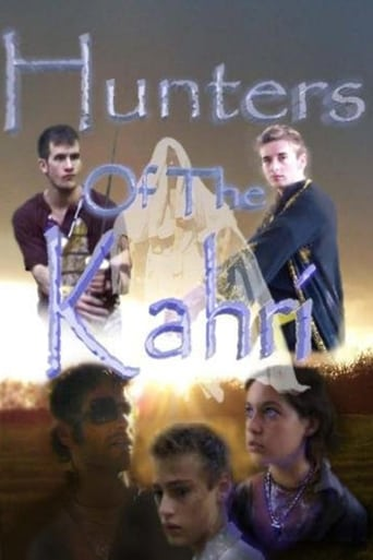 Poster of Hunters of the Kahri