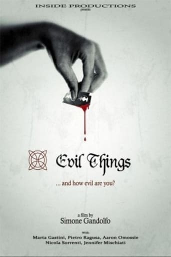 Poster of Evil Things