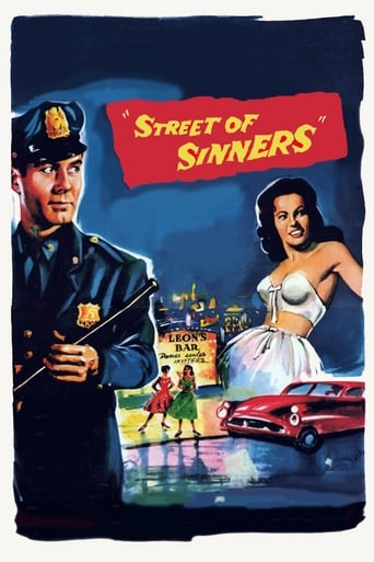 Poster of Street of Sinners