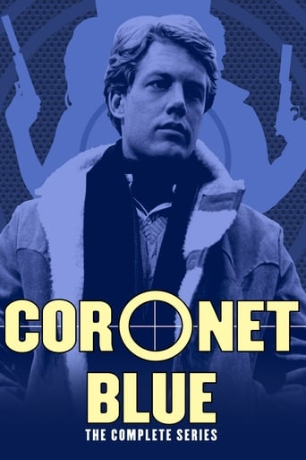 Poster of Coronet Blue