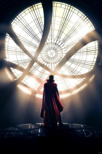 Poster of Doctor Strange: A Strange Transformation