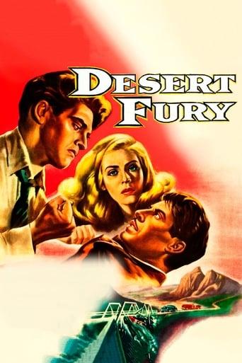 Poster of Desert Fury