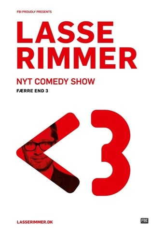 Lasse Rimmer - Færre end 3