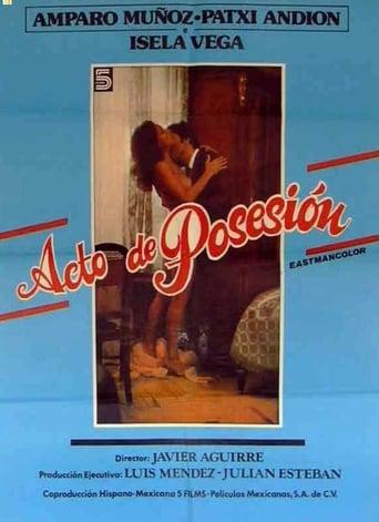 Poster of Acto de posesión