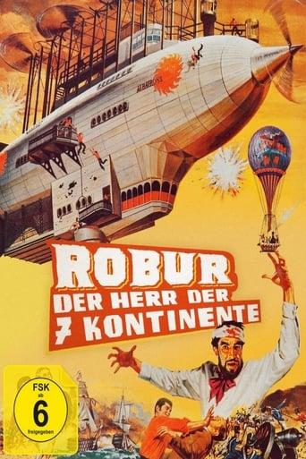 Robur, der Herr der sieben Kontinente