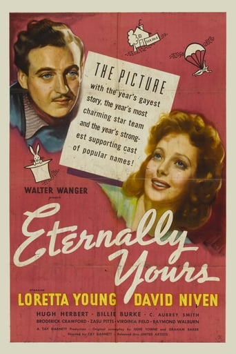 Eternally Yours Movie Poster