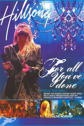 Hillsong - For All You Have Done