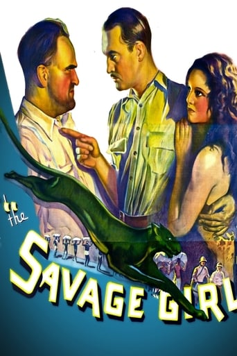 Poster of The Savage Girl