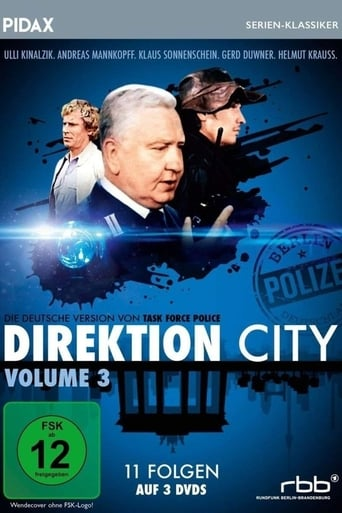 Poster of Direktion City