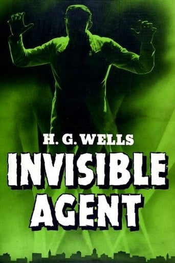 Poster of Invisible Agent
