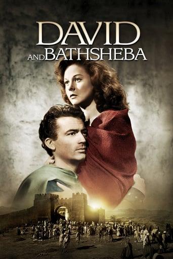 Poster of David and Bathsheba