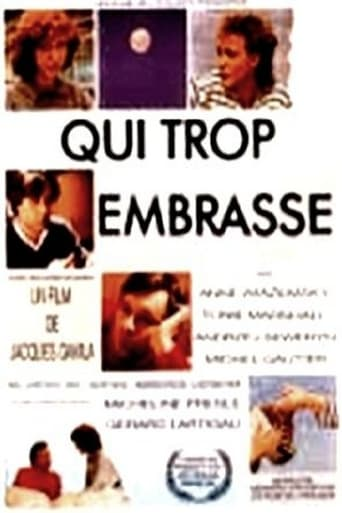 Poster of Qui trop embrasse...