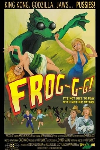 Poster of Frog-g-g!