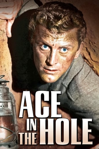 Ace in the Hole (1951) - poster