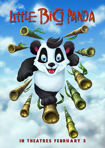 Poster of Little Big Panda