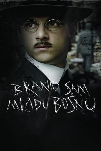 Poster of The Man Who Defended Gavrilo Princip