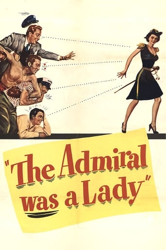 The Admiral Was a Lady Movie Poster
